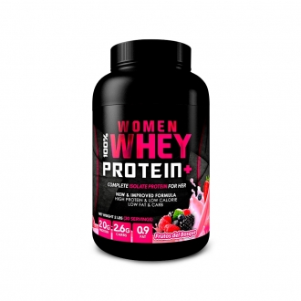 Women Whey Protein Frutos...
